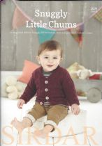 Sirdar Book 489 - Snuggly Little Chums - Snuggly Baby DK